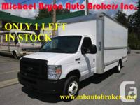 ***JUST ARRIVED*** 2010 FORD E350 **16FT BOX TRUCK**