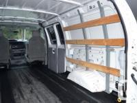 Make Ford Model Econoline Cargo Van Year 2010 Colour