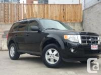 Make Ford Model Escape Year 2010 Colour Black kms