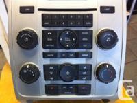 2010 Ford Escape Radio  Receiver, AM-FM-CD-MP3, ID
