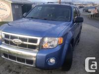 Make Ford Year 2010 Colour blue kms 72654 Trans