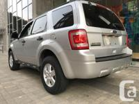 Make Ford Model Escape Year 2010 Colour Grey kms