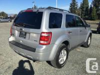 Make Ford Model Escape Year 2010 Colour Silver kms