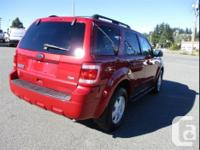 Make Ford Model Escape Year 2010 Colour Sangria Red