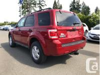 Make Ford Model Escape Year 2010 Colour Red kms 103443
