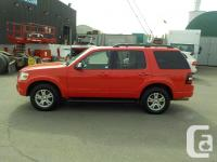 Make Ford Model Explorer Year 2010 Colour Red kms