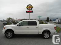 2010 Ford F-150 Platinum , 122,098km, 2010 FORD F150