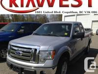 """This 2010 Ford F-150 Super Cab 145"""" XLT just came in"""