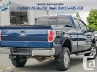 Make Ford Model F-150 Year 2010 Colour Blue kms 129096