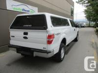 Make Ford Model F-150 Year 2010 Colour WHITE kms 97748