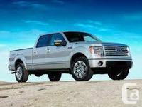 Ford F150 Supercrew pick up truck - $28900 (Oakville)