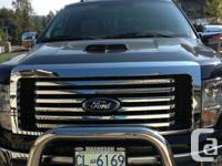 Low low low kms 2010 ford f150 4x4 black well maintain