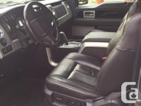 2010 Ford F150 FX4 4x4 crewcab $25,900 -full touch