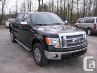 Make Ford Model F-150 SuperCrew Year 2010 Colour Black