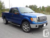 Make Ford Model F-150 Year 2010 Colour Blue kms 30194
