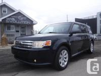 Make Ford Model Flex Year 2010 Colour BLUE kms 126000