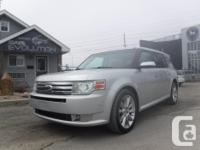 Make Ford Model Flex Year 2010 Colour SILVER kms