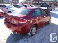 Make Ford Model Focus Year 2010 Colour Red kms 131000