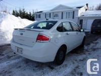 Make Ford Model Focus Year 2010 Colour white kms