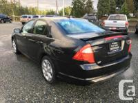 Make Ford Model Fusion Year 2010 Colour Black kms