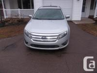 Make Ford Model Fusion Year 2010 Colour Grey kms
