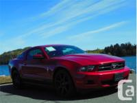 Make Ford Model Mustang Year 2010 Colour Red kms