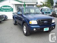 Make. Ford. Model. Ranger. Year. 2010. Colour. Blue.