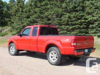 Make Ford Model Ranger Year 2010 Colour Torch Red kms