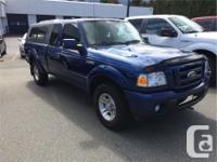 Make Ford Model Ranger Year 2010 Colour Blue kms 61242