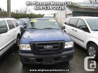2010 Ford Ranger Super Cab 4-Door 2WD - $12,995