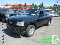 Check out our website for more pics  2010 Ford Ranger