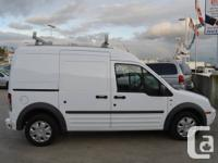 2010 Ford Transit Connect XLT, this is mini cargo van