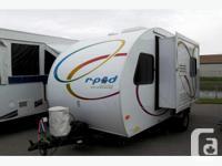 2010 FOREST RIVER R-POD RP177 Travel Trailer $14900.00