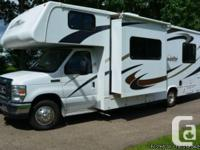 2010 Forest Stream Sunseeker Class-C Motorhome for