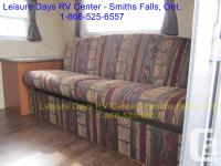 2010 Forest River Wildwood T22 Travel Trailer for