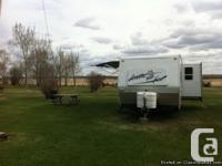 2010 Artic Fox 27FT travel trailer with slide out