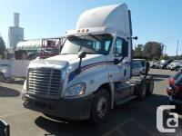 Make Freightliner Year 2010 Colour White Trans Manual