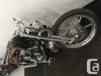 Make Harley Davidson Year 2010 2010 full custom, 80