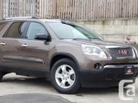 Make GMC Model Acadia Year 2012 Colour Brown kms