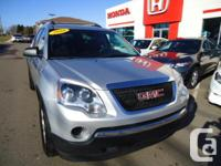 2010 GMC ACADIA SLE1 Vehicle has just arrived and is in