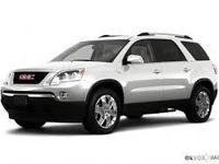 Make GMC Model Acadia Year 2010 Colour Silver kms
