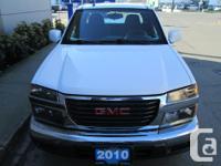 Make GMC Model Canyon Year 2010 Colour White kms