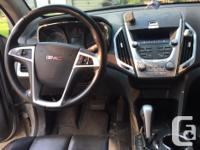 Make GMC Model Terrain Year 2010 Colour Silver kms