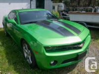 Make Chevrolet Year 2010 Colour Green Trans Automatic