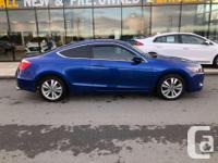 Make Honda Model Accord Coupe Year 2010 Colour Blue