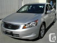 2010 Honda Accord EX-L Sedan for sale;  Silver