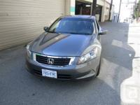 2010 Honda Accord EXL with Navigation, Dark Grey on