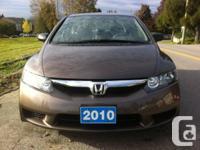 2010 Honda Civic #017182 $15,995  Fuel efficient  Great
