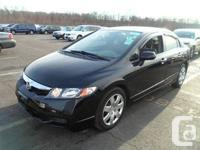 2010 HONDA CIVIC DX, AUTO, 93K ONLY, LIKE NEW, AC, 1