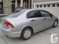 Make Honda Colour Silver Trans Automatic kms 174000 Car